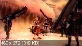 Gods Eater Burst (2011/ENG/PSP)