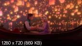 Рапунцель: Запутанная история / Tangled (2010) BDRip + HDRip