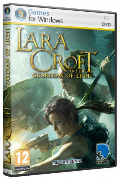Lara Croft and the Guardian of Light (2010/ENG/RIP)