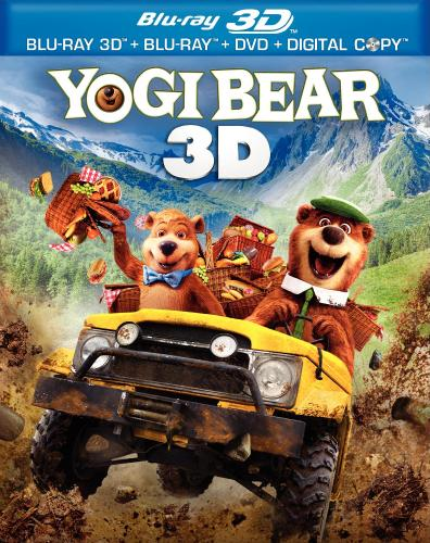Медведь Йоги 3Д / Yogi Bear 3D (2010) [Blu-Ray Disc 1080p BD3D]