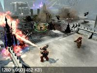 Warhammer 40,000: Dawn of War 2 - Retribution v3.11 (2011/RUS/ENG/RePack by Ultra)