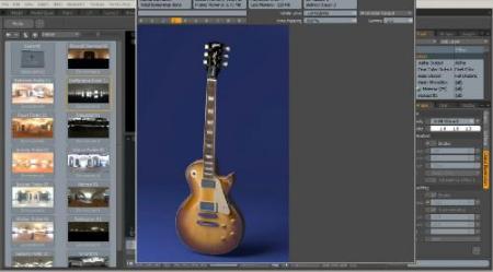 Les Paul Guitar  [ source3d, modo, 2011, ENG ]