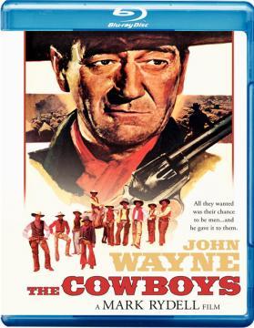 Ковбои / The Cowboys (1972) BDRemux 1080p