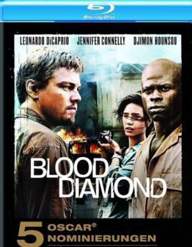 Кровавый Алмаз / Blood Diamond (2006) BD-Remux 1080p