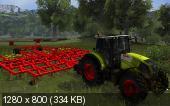 Cимулятор агронома 2011 / Agrar Simulator 2011 (PC/DE/EN)